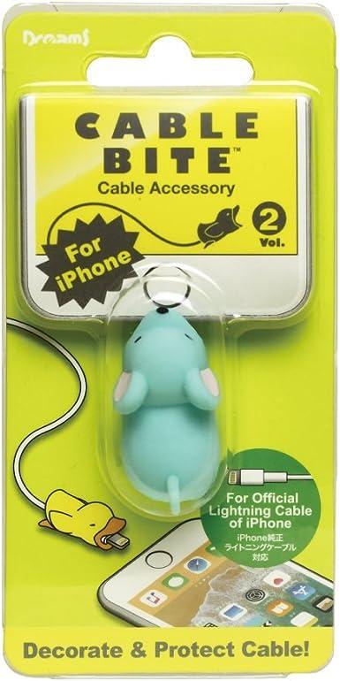 CABLE BITE Demon Slayer 03 Kamado Nezuko USB Cables Decorate /& Protect Ki...