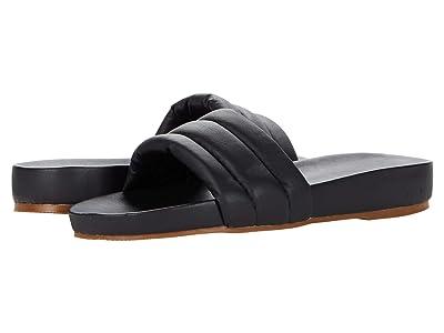 KAANAS Timor Chunky Pool Slide (Black) Women