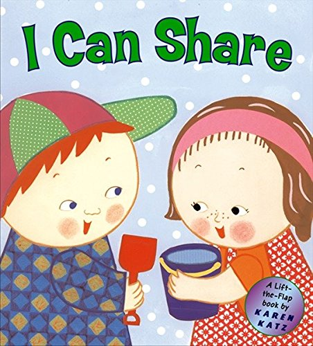 I Can Share: A Lift-the-Flap Book (Karen Katz Lift-the-Flap Books)の詳細を見る