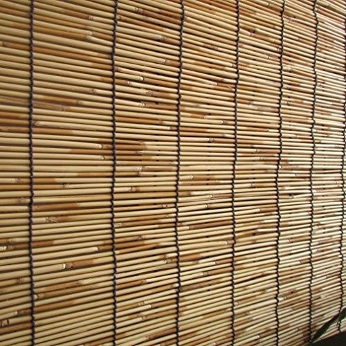 cortinas enrollables exterior bambu