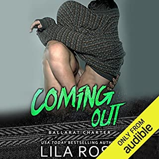 Coming Out audiobook cover art