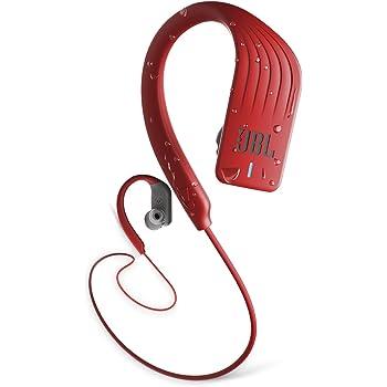 Amazon Com Jbl Endurance Sprint Waterproof Wireless In Ear Sport Headphones With Touch Controls Black Electronics