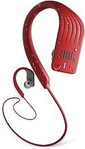 JBL Endurance Sprint Waterproof Wireless In-Ear Sports Headphones (Red)