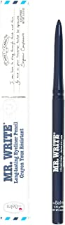 theBalm Mr. Write Seymour Compliments Eyeliner Pencil, Long Lasting, Highly Pigmented, Satin Finish