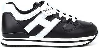 Hogan H222 Nero e Bianco HXW2220T548HQK0002 Nero Donna
