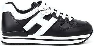 Hogan Luxury Fashion Womens HXW2220T548HQK0002 Black Sneakers | Fall Winter 19