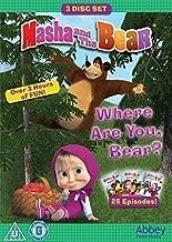 Masha And The Bear - Where Are You, Bear? Triple