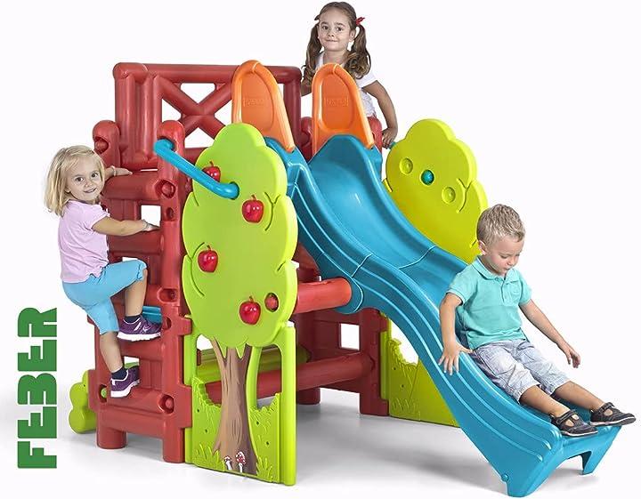 Casetta per bambini famosa 800009590 - feber casetta del bosco