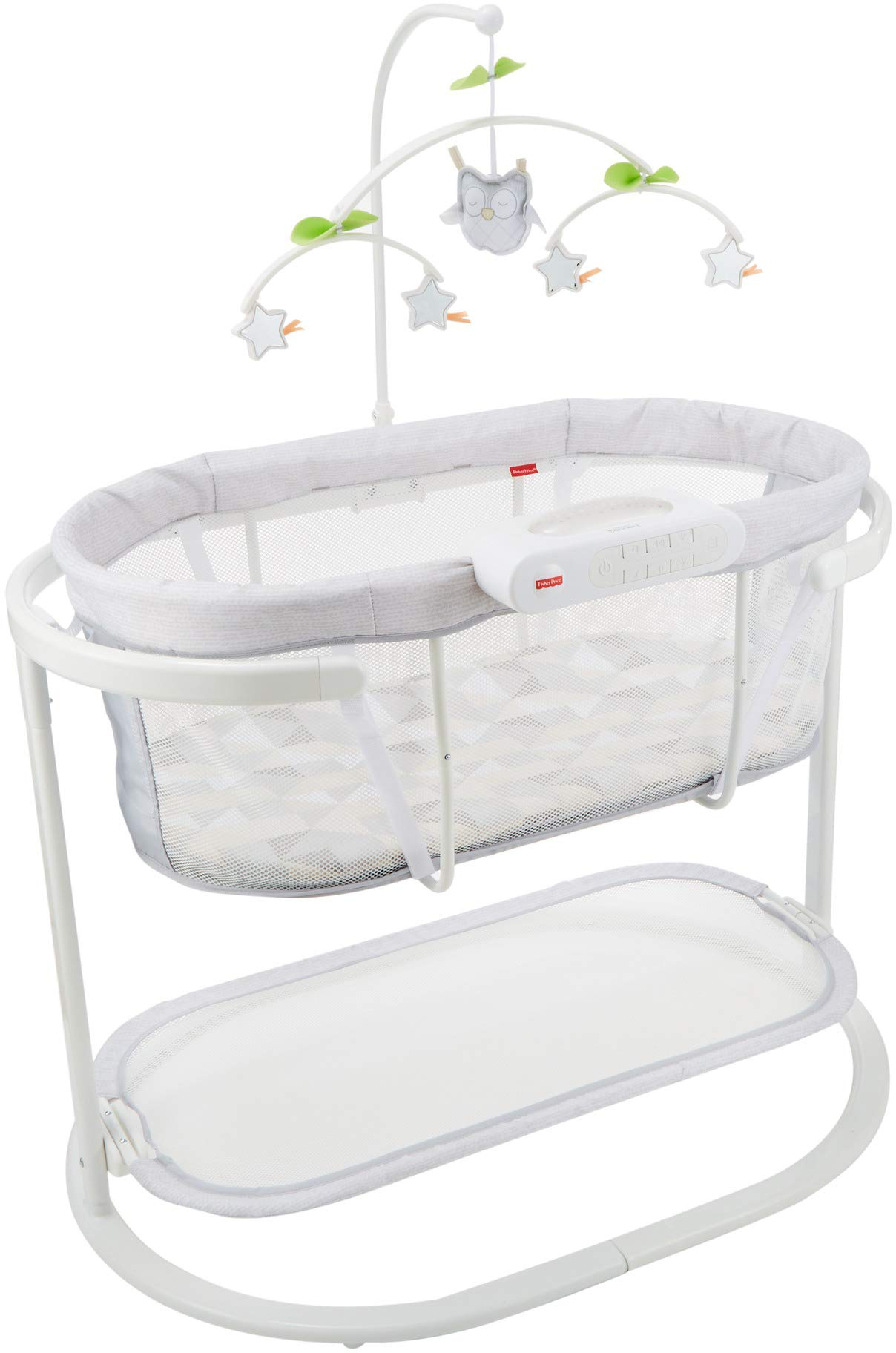 Fisher Price Soothing Motions Bassinet Connect