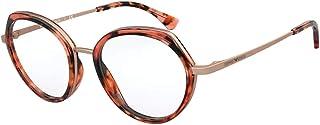 نظارات طبية من امبوريو ارماني EA 1108 3004 روز ذهبي/احمر هافانا