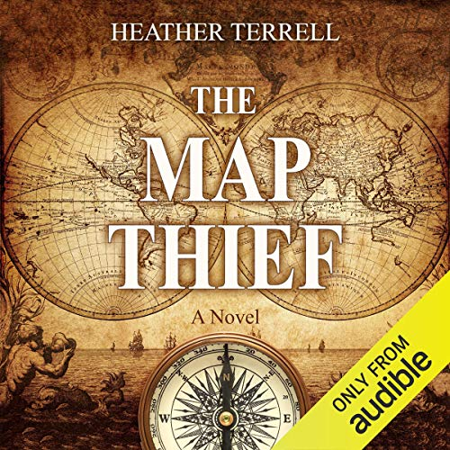 The Map Thief cover art