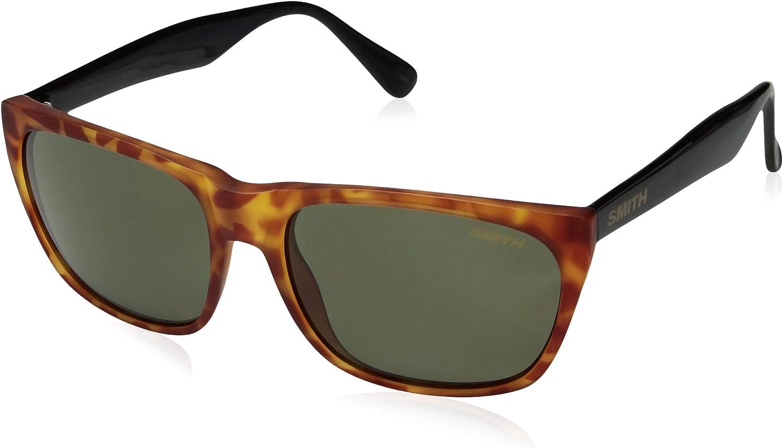Smith Tioga ChromaPop Polarized Sunglasses, Matte Honey Tortoise