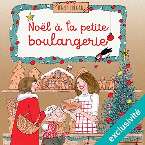 Couverture de Noël à la petite boulangerie