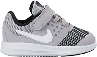 Nike New Baby Boy's Downshifter 7 Athletic Shoe Grey/White/Black 7