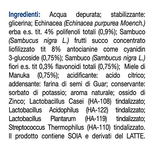 Esi Immunilflor Integratore Alimentare - 16 Pocket Drink