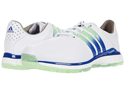 adidas Golf Tour360 XT-SL 2 (White/Teal Royal Blue/Glory Mint) Men