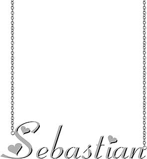 ZAloha Personalized Any Name Necklace Custom Pendant