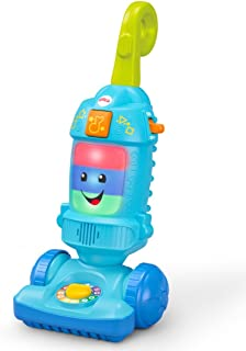 Fisher-Price Laugh & Learn Light-Up aprendizaje aspiradora