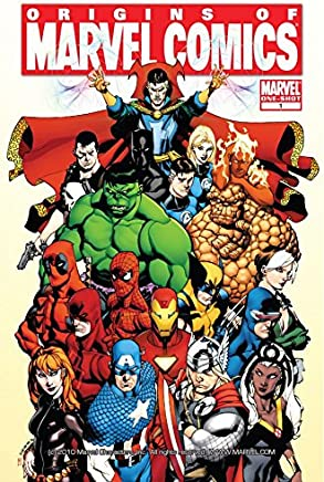 Origins of Marvel Comics #1 (English Edition)