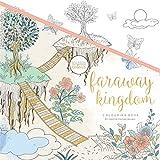 Kaisercraft Faraway Kingdom KaiserColour Perfect Bound Coloring Book, 9.75' x 9.75'