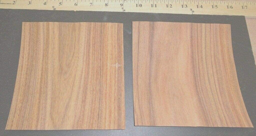 Rosewood wood veneer 6