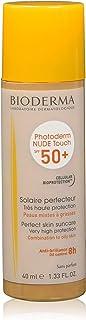 Bioderma Photoderm nude - Protección solar spf 50+ color dorado 40 ml