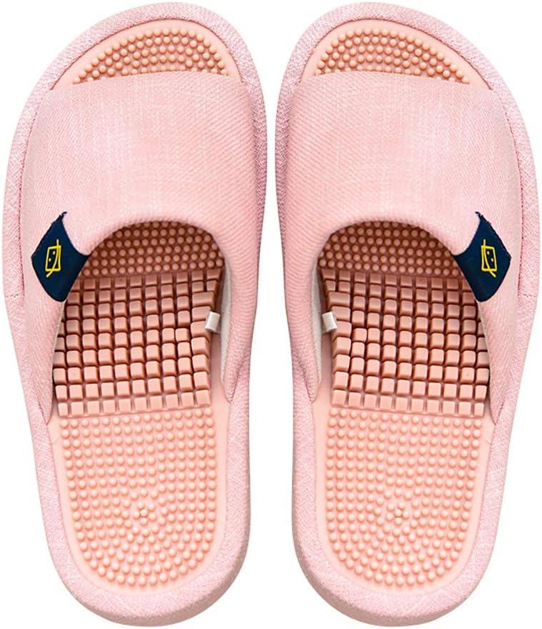 BIKINIV Reflexology Acupressure Popular overseas Massage Max 70% OFF M Slippers for Sandals
