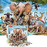 FORMIZON Jigsaw Puzzle, 1000 Piezas Rompecabezas de Juguete, Rompecabezas de Cartón, Juegos de Rompecabezas para la Familia, Rompecabezas para Niños Adolescentes (Regalo)