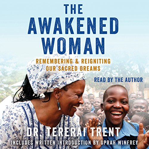 The Awakened Woman audiobook cover art