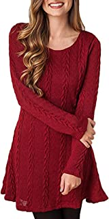 Best knitted tunics and dresses Reviews