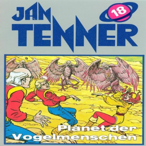 Planet der Vogelmenschen audiobook cover art