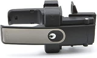 D&D Technologies LokkLatch LLMKDST Dual Sided Magnetic Safety Gate Lock & Latch (Brushed)