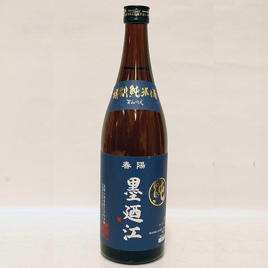 こっそり北へ面積宮城県 墨廼江酒造 墨廼江(すみのえ) 特別純米酒 720ml