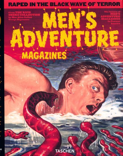 Compare Textbook Prices for Men's Adventure Magazines: In Postwar America VARIA 25th Edition ISBN 9783836503129 by Oberg, Rich,Heller, Steven,Collins, Max Allan,Hagenauer, George