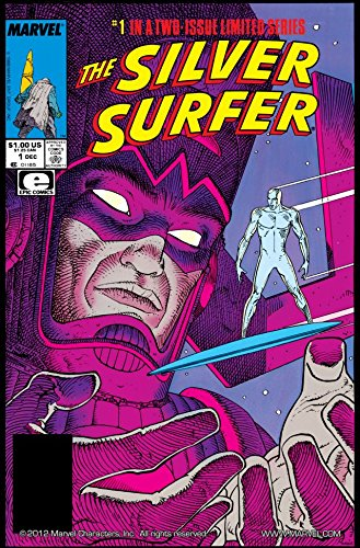Silver Surfer: Parable #1 (English Edition)