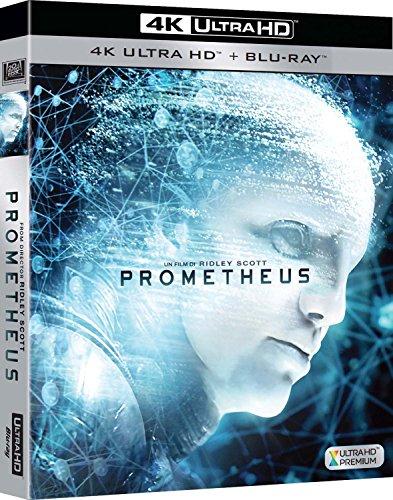 Prometheus (4K Ultra Hd+Blu Ray) [Italia] [Blu-ray]