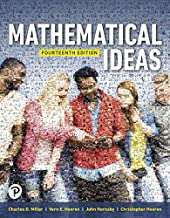 Mathematical Ideas Plus MyLab Math with Pearson eText -- 24 Month Access Card Package (14th Edition)