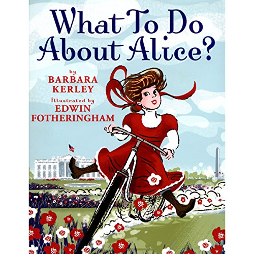 What to Do About Alice? audiobook cover art