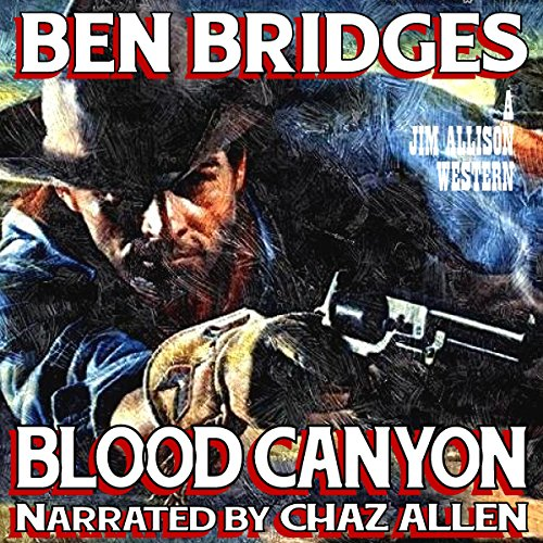 Blood Canyon (Jim Allison) Titelbild