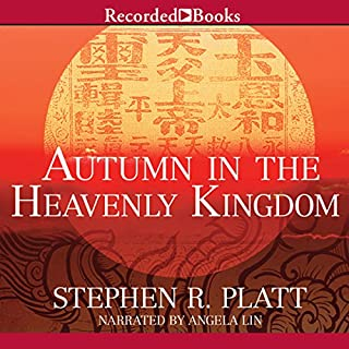 Autumn in the Heavenly Kingdom audiobook cover art