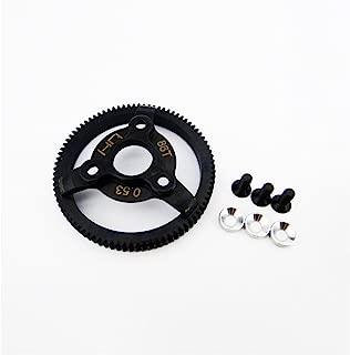 Hot Racing Hardened Steel Spur Gear 86t 48p, Silver: Traxxas, HRASTE886
