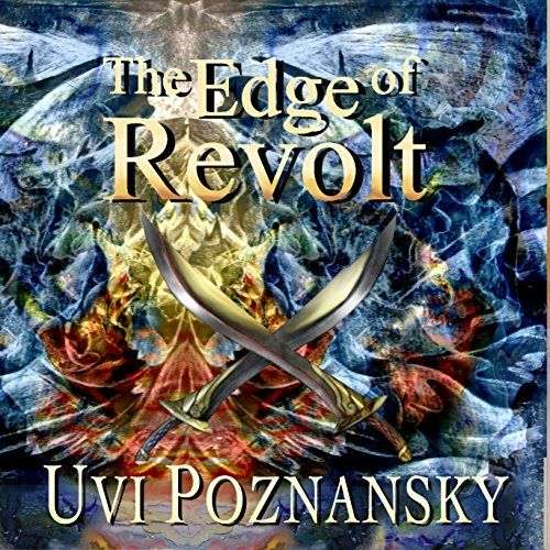 The Edge of Revolt audiobook cover art