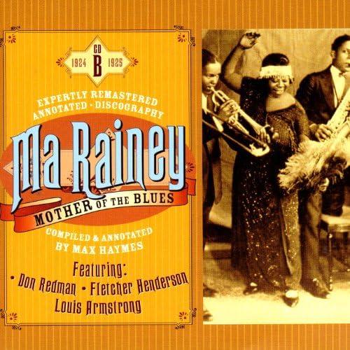 Ma Rainey, Don redman, Fletcher Henderson & Louis Armstrong