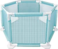 Baby playpen-SYY Toddler fence easy installation and washable save space stable structure Indoor/outdoor?Available in two sizes?birthday present (Size : L)
