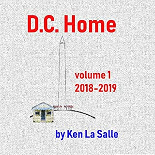 DC Home, Volume 1 audiobook cover art