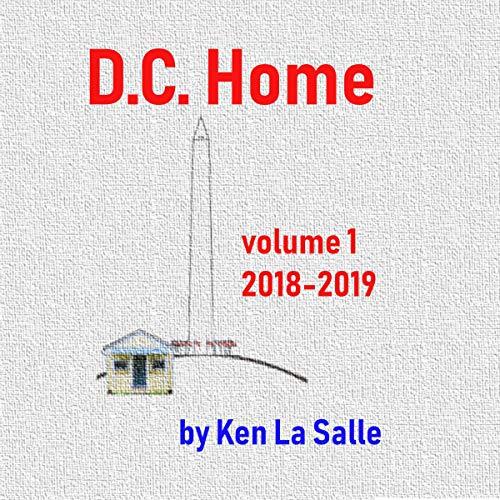 DC Home, Volume 1 audiobook cover art