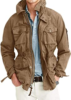 Best mens lightweight safari jacket Reviews