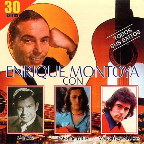 Enrique Montoya, Sabicas, Paco de Lucía & Manolo Sanlúcar