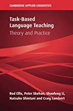 Task-Based Language Teaching: Theory and Practice