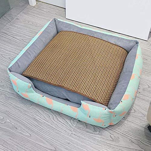 Gulunmun 7 Camas de Perro de Gato extraíbles de Color para Perros pequeños y medianos, Suaves, cálidos, para Mascotas, sofá, colchoneta ⭐